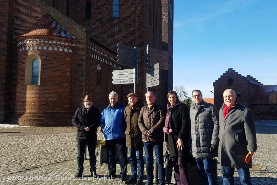 Fraktion vor Ort im Landkreis Stendal