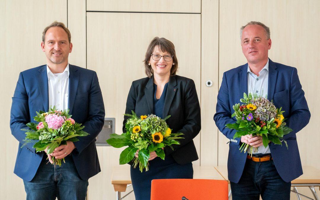 SPD-Landtagsfraktion vervollständigt Fraktionsvorstand
